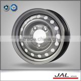 silver color top selling car rims 16 auto free wheel hub