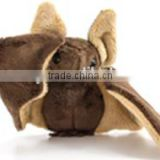 baby bat plush toys custom logo printed gift animal toys baby bat