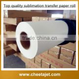 "China manufacturer 44"" 63"" sublimation ceramic decal transfer paper"