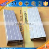 Hot! OEM flexible tile trim guangzhou aluminium alloy anodized sliver solar panel raw material