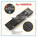 33 keys 33 butons 3D intelligent universal remote control with learning function for HIMEDIA Q2 HD600A H7 Q5Q10 box