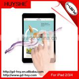 HUYSHE 0.3MM screen protector film roll for iPad 2/3/4 for ipad tempered glass screen protector