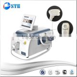 Italy Pump Germany bars Permanent laser hair removal machine/Diode Laser 808nm/body hair removal 808nm