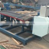 Inquiry about Wood Pallet Disassembling Machine Pallet Disassembling Band Saw Nail Cutting Band Saw