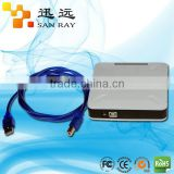 UHF RFID Desktop Reader 840--960MHz F5002-H with usb interface