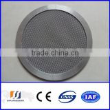 water treatment disc metal mesh sintered filter