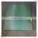 Oil vibrating mesh/vibrating mesh screen/vibrating screen mesh/iron ore vibrating mesh