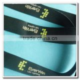 Embroidered long lanyards for boots