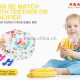 Promotion gift large size waterproof bibs for babies