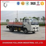Good price Heavy oil fuel tanker truck with 1500L dimensions CLW5040GJYD