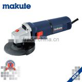 Makute 115mm Variable Speed Control Electric Angle Grinder with Angle Grinder Spare Parts and Angle Grinder Switches