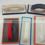 China factory of 280*140*10mm plastering tools bricklaying trowel concrete tools finish with free samples