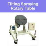 Tilting Rotator Lathe Rotary Rotating Work Table for Thermal Spraying / Welding Processes