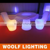 Light Floating Barrel-shape LED Coffee Table LED Furniture for Party Events and Bar and Coffee Shop with CE Rohs Cert