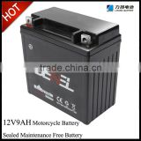good low temperature startup performance maintenance free motorcycle battery