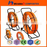 Fiber Snake Duct Rod,Fiberglass cable bracket/Fiberglass push duct rodder/Cable Push Rod
