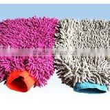 Car wash products chenille microfiber glove dusters