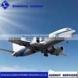 Air freight service for import & export agent international trading