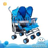 Wholesale baby products sun protection good quality comfortable twin stroller for newborn