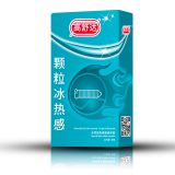 Sex OEM warm and cold feeling condom