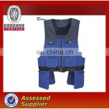 cotton work vests for fishing