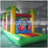 China happy monkey high quality inflatable obstacle with price