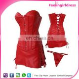 Cheap High Quality Hot Sex Ladies Sxxxl Sexy Leather Corset