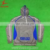 Healong Custom Wholesale Mens Sports Plain Gym Sweatshirt Hoodies Stretch Kid Hoody Sweater Graphic Tracksuits