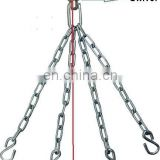 Heavy Punch Bag 4 Panel Steel Chains OEM