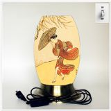Desk lamp, creative lamp, decorative lamp, LED lamp, Japanese culture lamp (Japan003)