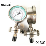 China High Quality With Good Price Manometer Oil Pressure Gauges
