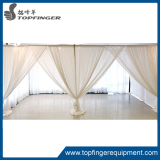 Wedding and event backdrop cheap price circle pipe and drape