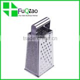 Food Grade Cooking Tools stainless steel kitchen multi 4 side cheese vegetable box grater