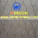 304,316, stainless steel animal woven enclosure net , Zoo mesh cage,bird cage,choose any size you need | generalmesh