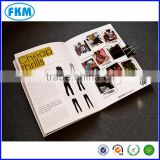 2016 cheap printing brochure/magazine/catalogue from factory supplier