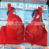0.98USD Double Foam Wholesale Embroidery latest fashion sexy bra/hot sexy girls bra photos/adult hot sexy photos(gdwx187)