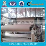 High Strength Craft Paper/Brown Paper Production Line Machines For Paper Mill
