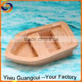 Micro Landscape wholesale resin home decor boat