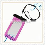 High Quality Fashion Style Mobile Phone Waterproof Bag,waterproof bag China manufacturer