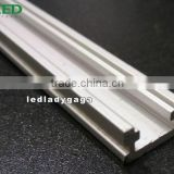 OEM aluminum extrusion profiles for led lighting, SMD3528 5050 LED strip