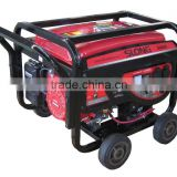 Portable Gasoline generator 2500 recoil start with wheels and handles                                                                         Quality Choice