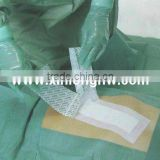 Spunlace Nonwoven Medical, Disposable Medical Dress, Surgical Medical Dress, Gauze Medical Dress, Medical Gown