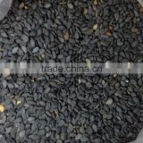 Organic Natural Black Sesame Seeds (double skinned )