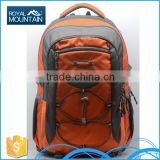 New design factory price wholesale polyestor outdoor OEM travel bags 8349 38L school bags prices with brand name