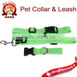 Adjustable Harness Leash Lead For Pet Dog Walking Running & Hands Free Belt NEW