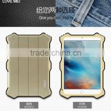 Original LOVE MEI MK2 For Apple Ipad Mini 4 Shock Proof Leather Aluminum Kids Protective Hard Case Cover For iPad Mini 4 TB-0150
