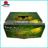 Wholesale High Quality Corrugated Banana Box                                                                                                         Supplier's Choice