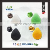 Makeup Sponge Exfoliating Cosmetic 100% natural konjac sponge                                                                         Quality Choice