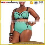 Custom fat women in bikini plus size black women hot sexy fat girl bikini                                                                                                         Supplier's Choice