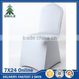 Wholesale white red blue spandex chair covers for sale